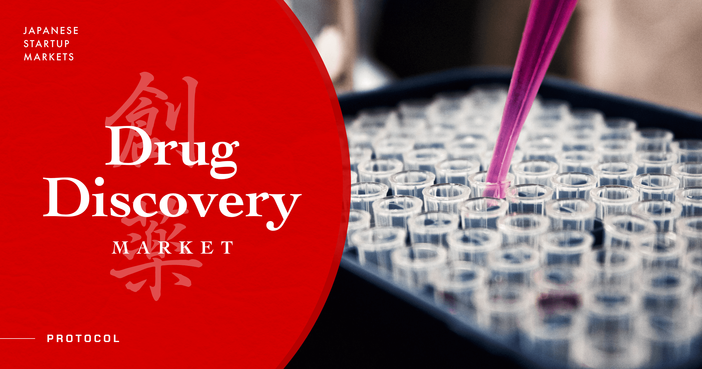 Japanese Startup Markets: Drug Discovery
