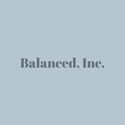 Balanced, Inc.